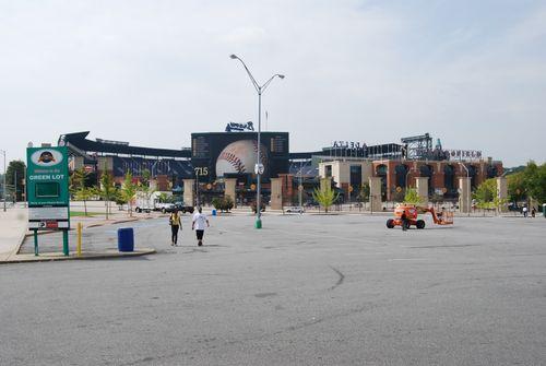 Fulton County Stadium...errr, I mean Turner Field!!!